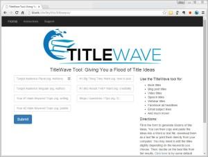 titlewave-screenshot